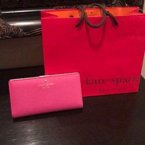 Kate Spade Laurel Way Stacy Bifold Wallet